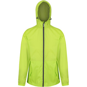 Regatta Pack It III Jas Heren, electric lime
